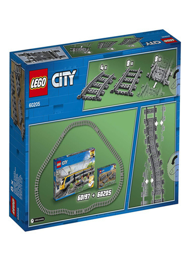 Lego LEGO City Tracks 60205 Renkli